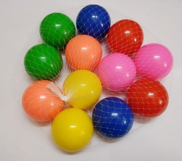 Plastic Balls 8cm