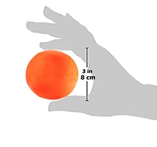 Plastic Balls of 8cm Diameter