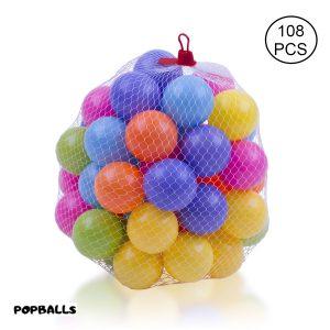 Plastic Balls for Kids 4cm